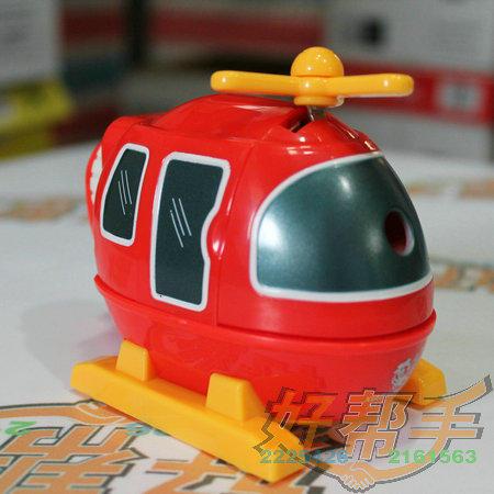 小灵精削笔机迷你直升飞机0042