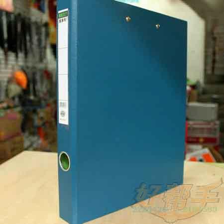 万事利文件夹87628/蓝色/ 24个/件/085号