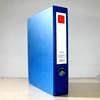 齐心档案盒/蓝/A1236/带夹/14个/件/982号