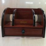 盛木组合笔筒木质/SM-808