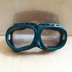 绿海绵防尘眼罩/眼镜