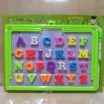 小卡尼磁性英文字母拼图CY-5515/12块
