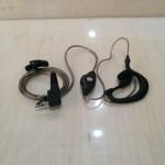 672/铂金对讲机耳机绳