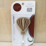 环银木质热气球挂钩HY-0701