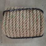 4.0粗带钢丝拔河绳30米/5条/645号