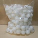 平乒乓球小/白色/20包*150个