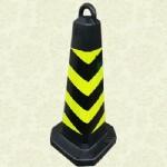 黄黑标志筒