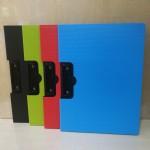 /*红杰横版折页板夹/HJ6012/60个/盒