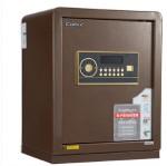 齐心电子密码保管箱BGX-2048棕色/971号