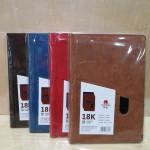 红缘18K记事本/B8218/28本/盒