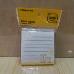 齐心动物系列横格优印贴D5103/24本/盒