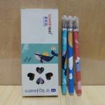 知心可擦笔/蓝色/0.5/G-29550/12支/盒