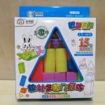 小卡尼教材全套几何体/CY-0075/12盒