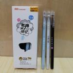 真彩针管中性笔/GP7215/黑色/0.35MM/12支*12盒
