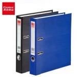 齐心牌3寸A4文件夹A106蓝/30个