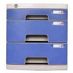 钊盛三层文件柜/ZS-2628/[一箱4个]拆分1个/件/043号