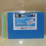 远生CS-94864/ABS横式加厚板夹/写字板