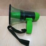 星波XB-3S折叠式录音喊话器/透明多彩