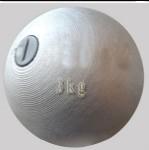 奥基迪铅球3KG