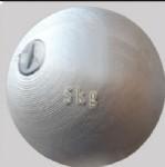 铅球5公斤