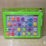 小卡尼磁性数字拼图CY-5514