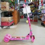 尤美特滑板车宽板大轮8558