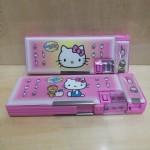 KT9303双笔刨塑料笔盒/12个/盒