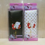 KT9617/PVC皮革猫笔袋/24个/盒