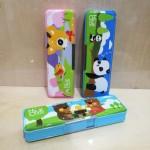 小灵精35123-20塑料文具盒/12个/盒