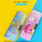 小灵精3502-24笔刨塑料笔盒/12个/盒