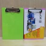 华杰WB1205/A5塑料实色写字板/混色/