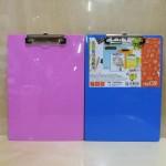 华杰WB1204/A4塑料实色写字板/混色/