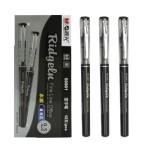 晨光ARP50901直液式签字笔/0.5mm/12支/盒