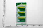 富尼卡纸替换磁片CT-6616/3片/卡/纸尺寸67*38MM