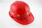 威武安全帽/红色/外带标签