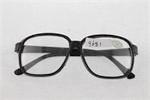 大边平光眼镜黑色框/10付/合