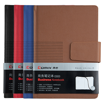 齐心25K商务笔记本146张/C5835/48本