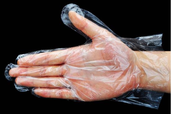 透明一次性手套