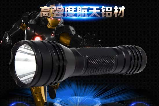 快灵通LED强光自行车灯SA-365