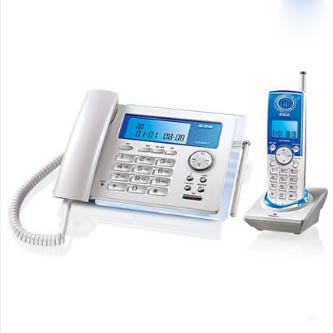 步步高无绳电话机W72