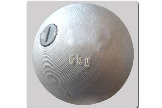 铅球6公斤