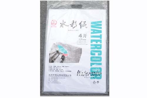 雪山水彩纸4K/20张/包