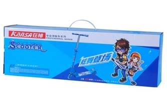 狂神滑板车/铁合金/闪光/KS0837