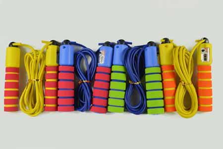 三鼎计数跳绳3D-808/150条