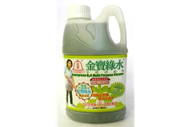 金宝绿水1L/全能清洁剂
