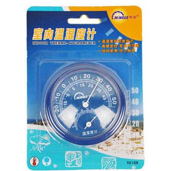 明高温度湿度计TH108/6个/合