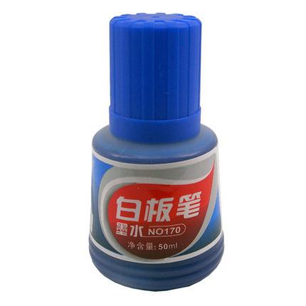 宝克白板笔水NO170/蓝色/ 12支/合*30合/件/414号