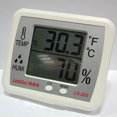 朗迪信温度计LS-203/12个