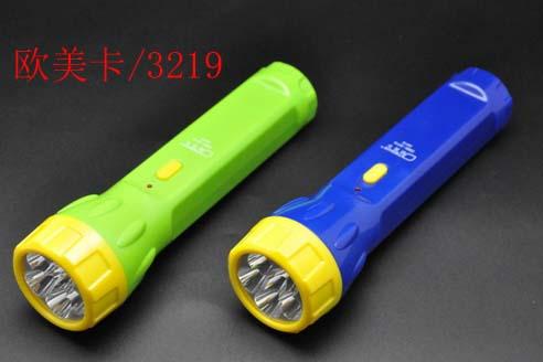欧美达手电筒3219
