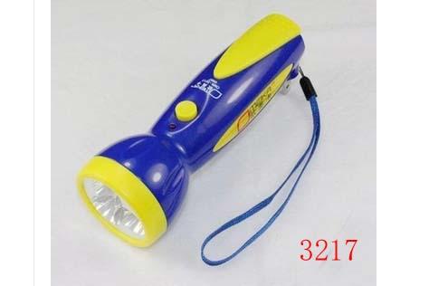 欧美卡手电筒3217